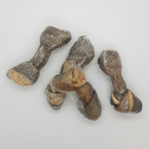 Snack21 Salmon Skin Bone Dog Chews (4772179017787)