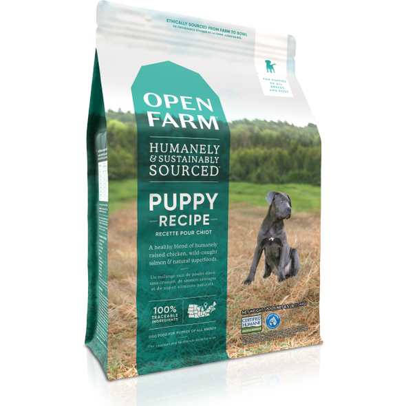 Open Farm Puppy Food for Dogs *Special Order*