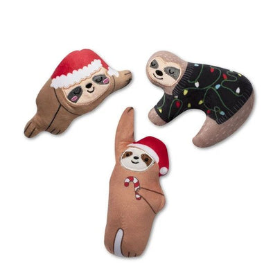 Petshop A Very Lazy Christmas (Set of 3) Plush Toys (6076148121773)