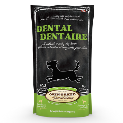 Oven Baked Tradition Dental Dog Treats
