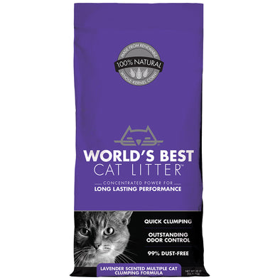 World's Best Mulitple Cat Scented Clumping Litter *SPECIAL ORDER*