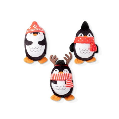 Petshop Chillin Penguins (Set of 3) Plush Toys (6076139798701)