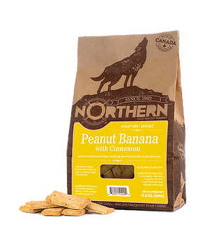 Northern Biscuits Peanut Banana with Cinnamon