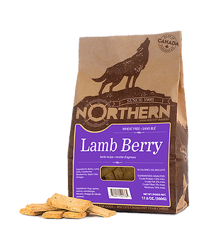 Northern Biscuits Lamb Berry