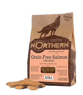Northern Biscuits Grain Free Salmon with Kelp (4750181498939)