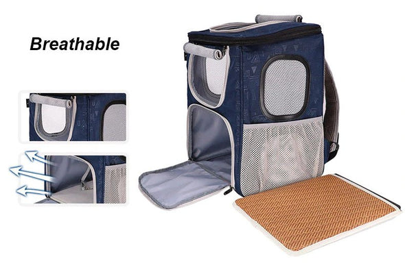 Extra Large Soft Pet Carrier (5239044407450)
