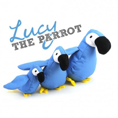 Beco Lucy the Parrot