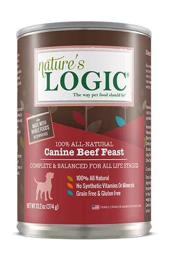 Nature's Logic Beef Feast for Dogs