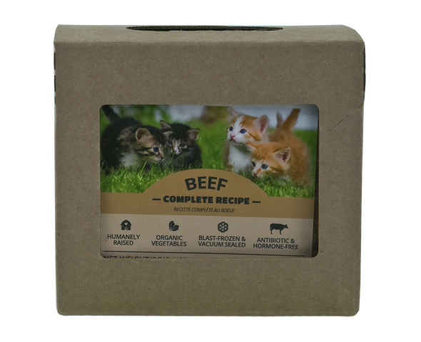 Red Dog Blue Kat Beef Complete For Cats (4849950097467)