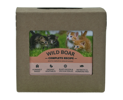Red Dog Blue Kat Wild Boar Complete For Cats