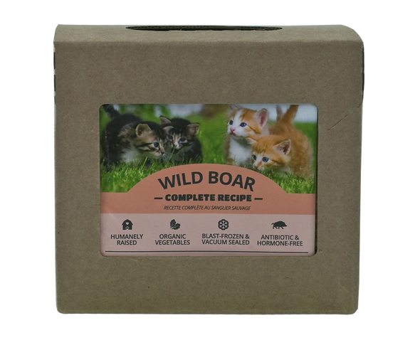 Red Dog Blue Kat Wild Boar Complete For Cats (4849975722043)