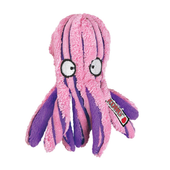Kong Cuteseas Octopus Cat Toy (4834219163707)