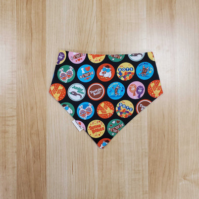 Coconut Collars Candy Pins Bandana (5787789164698)