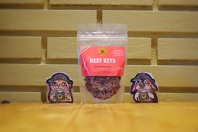 Nammy Treats Beef Bits (4748570165307)