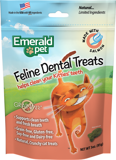 Emerald Pet Salmon Dental Treats