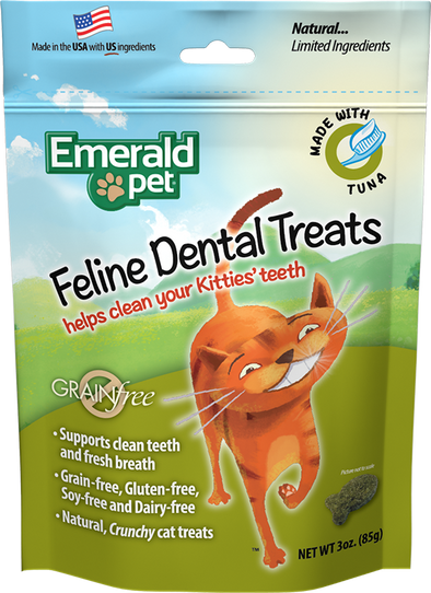 Emerald Pet Tuna Dental Treats