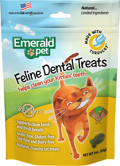 Emerald Pet Turducky Dental Treats