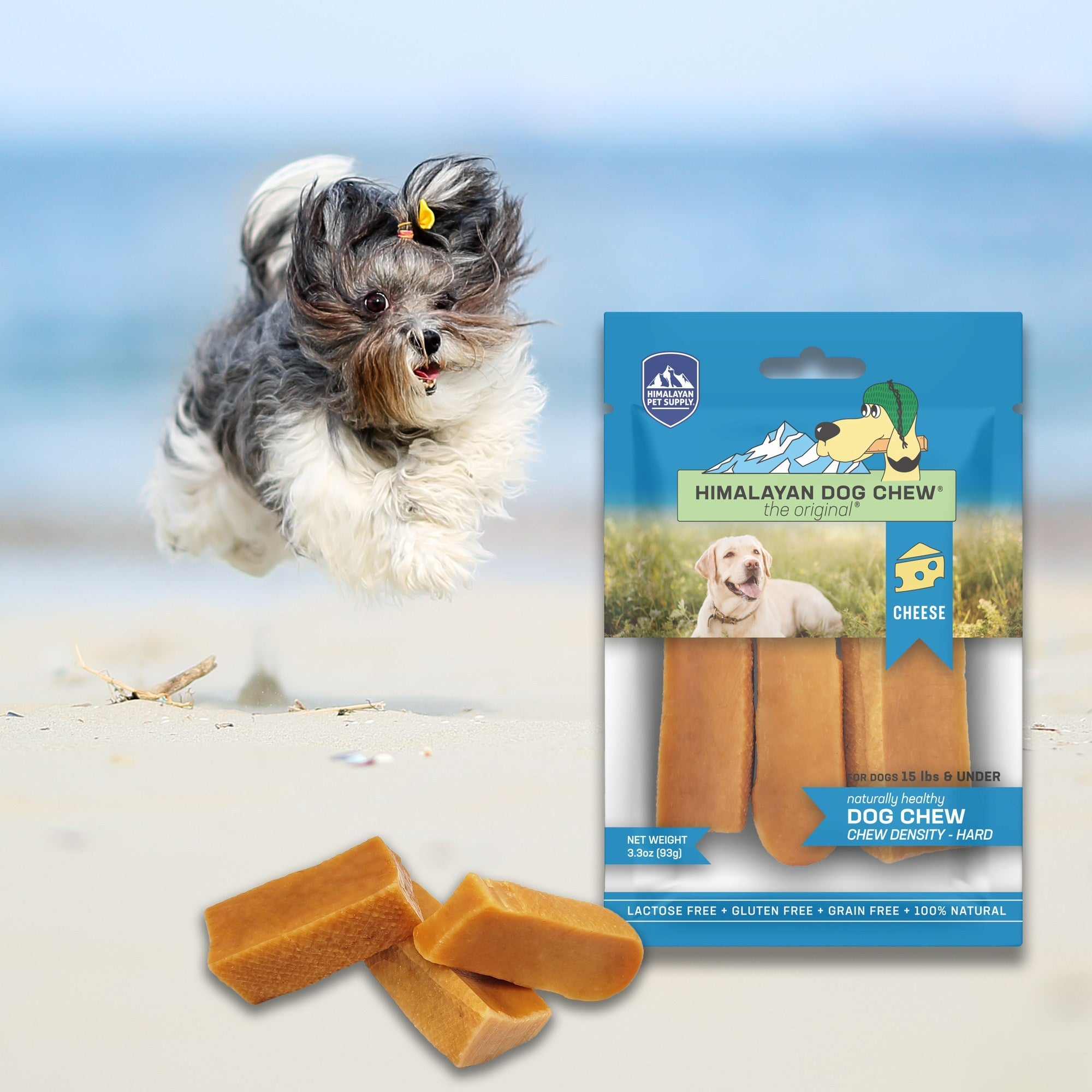 Healthy /& Safe Himalayan Dog Chew Bone Large Long Lasting No Lactose Soy or Grains 100/% Natural Gluten Low Odor for Dogs 45 lbs and Over Protein Rich Stain Free