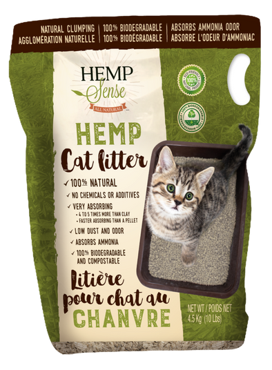 Hemp Sense Hemp Cat Litter