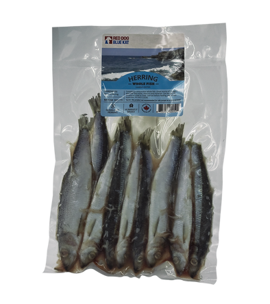 Red Dog Blue Kat Whole Herring