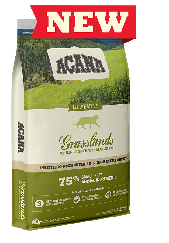Acana Grasslands for Cats (5660892725402)