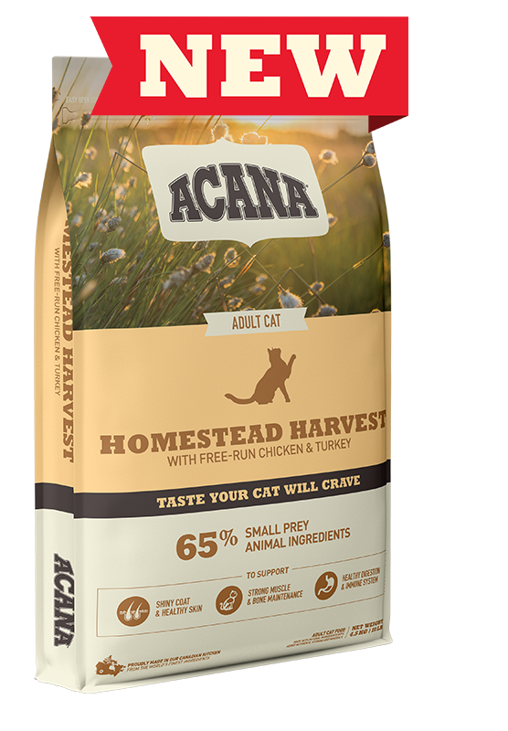 Acana Homestead Harvest for Cats (5661614014618)