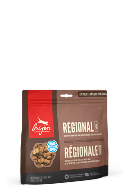 Orijen Regional Red Freeze Dried Cat Treats (4754694504507)