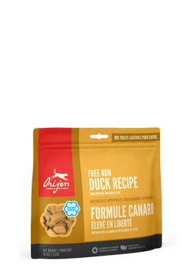 Orijen Free-Run Duck Freeze Dried Dog Treats (4754446024763)