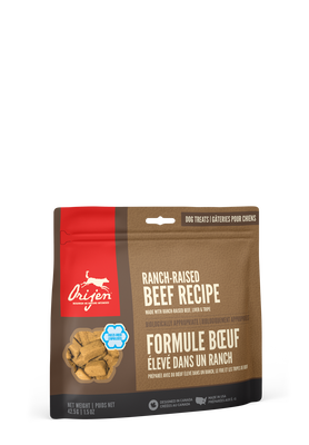 Orijen Ranch-Raised Beef Freeze Dried Dog Treats (4754439077947)