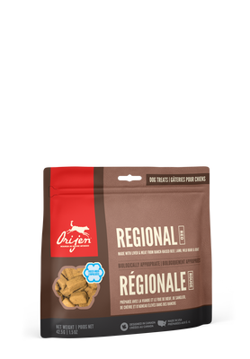 Orijen Regional Red Freeze Dried Dog Treats (4754432032827)
