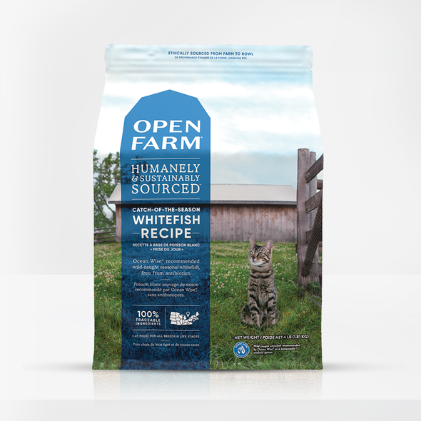 Open Farm Catch-of-the-Season Whitefish for Cats (4699797979195)