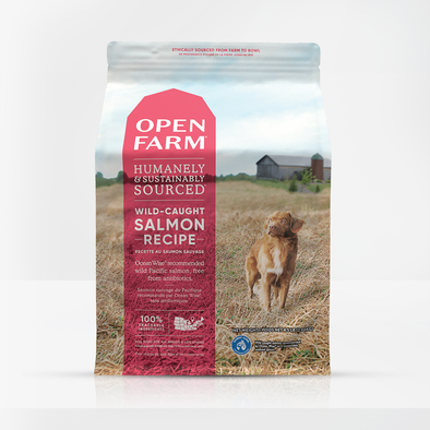 Open Farm Wild-Caught Salmon for Dogs