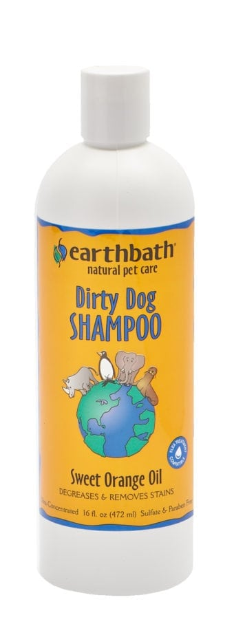 Earthbath Orange Oil Shampoo