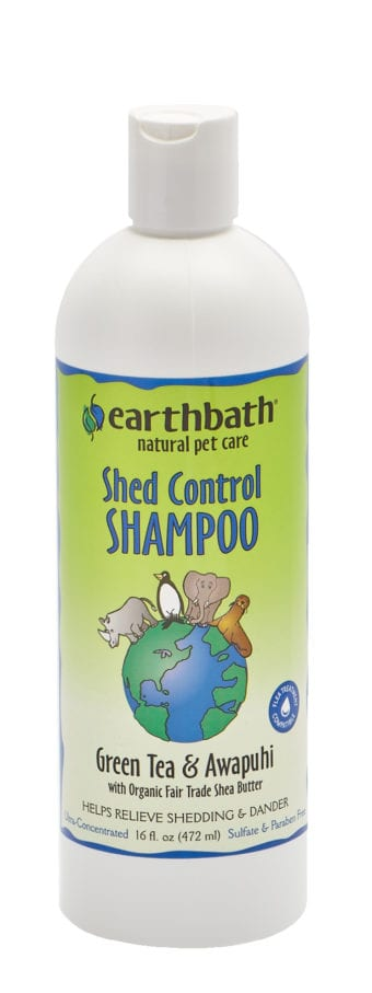 Earthbath Green Tea Shampoo
