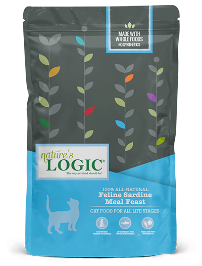 Nature's Logic Sardine Meal Feast  for Cats (4787374751803)