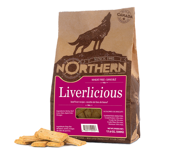 Northern Biscuits Liverlicious