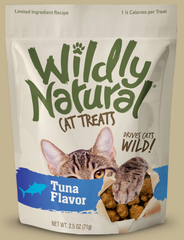 Fruitables Wildly Natural Tuna Cat Treats (4796112175163)