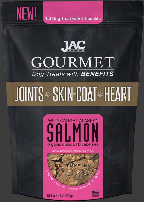 JAC Pet Nutrition Wild-Caught Salmon Treats