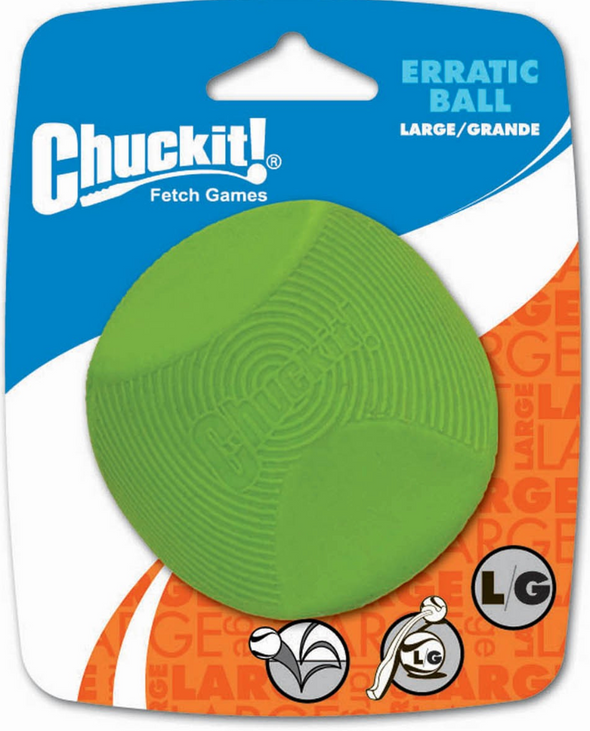 Chuckit! Erratic Ball (4826022248507)