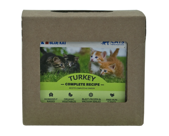 Red Dog Blue Kat Turkey Complete For Cats (4849971691579)