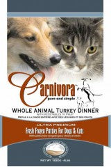Carnivora Turkey Dinner