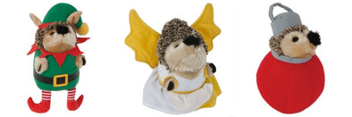 Zoobilee Heggie Plush Dog Toy