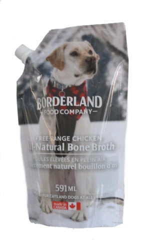 Borderland Chicken Bone Broth