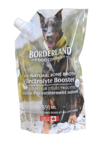 Borderland Electrolyte Booster with Coconut Water