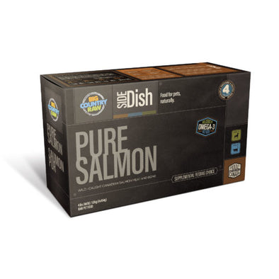 Big Country Raw Pure Salmon