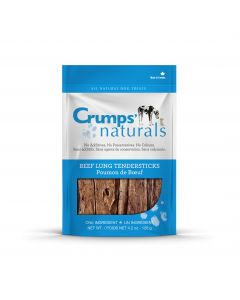 Crumps Beef Lung Tendersticks Dog Treats (4721329340475)