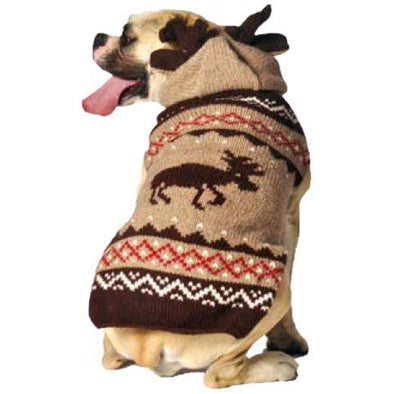 Chilly Dog Moose Hoodie & Antlers Sweater WEBSITE ONLY (6074233487533)