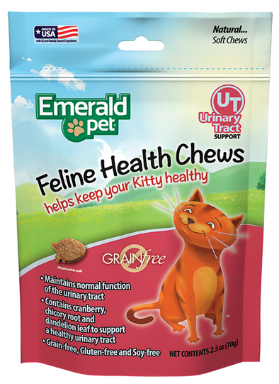 Emerald Pet Urinary Tract Support Health Chews (4834128035899)
