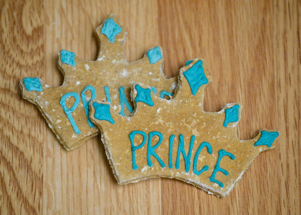 Cheesy Prince Crown Cookie (4750812250171)