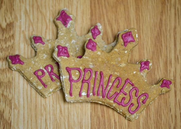 Cheesy Princess Crown Cookie (4750812905531)